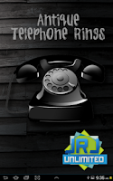 Screenshot of Antique Telephone Rings