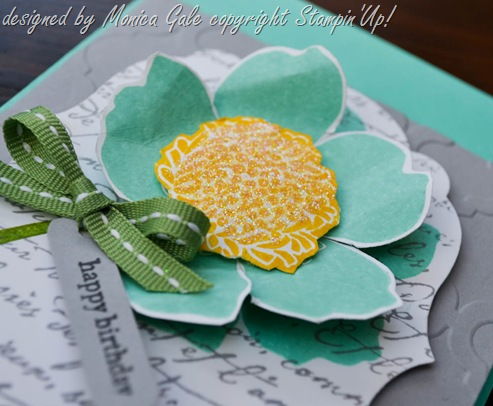 Stampin'Up! Boutique Blossom close