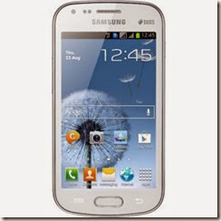 Shopclues offer: buy Samsung Galaxy S Duos 2 S7582 at INR.7,699