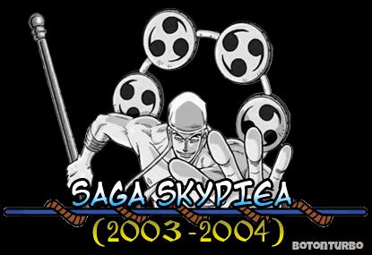 One Piece - Saga Skypiea