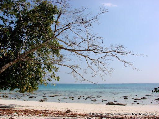 Kalapathar Beach view
