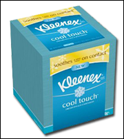 Free-Kleenex-Cool-Touch
