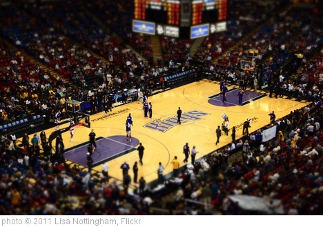 'Sacramento Kings' photo (c) 2011, Lisa Nottingham - license: http://creativecommons.org/licenses/by/2.0/