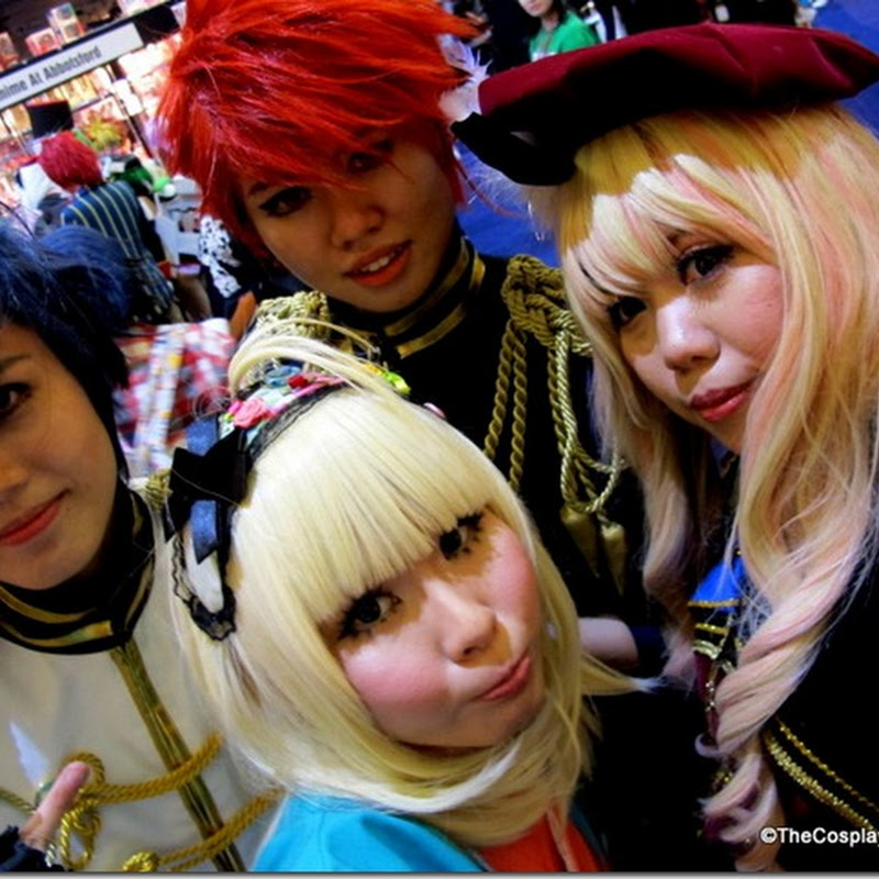 SMASH ( Sydney Mangas and Anime Show 2012) Cosplay Pimps