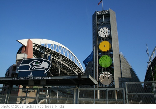 'Home to the Seahawks' photo (c) 2008, rachaelvoorhees - license: http://creativecommons.org/licenses/by-sa/2.0/
