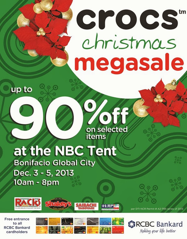 EDnything_Crocs Christmas Megasale