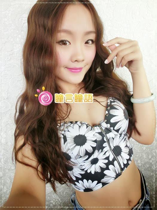 韓國GEO隱形眼鏡-GEO Eyes Cream 霜淇淋咖031