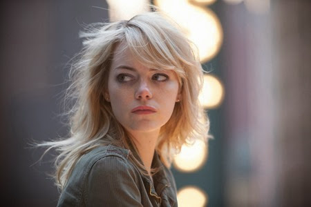 "Emma Stone as ""Sam"" in BIRDMAN. Photo by Alison Rosa. Copyright © 2014 Twentieth Century Fox."