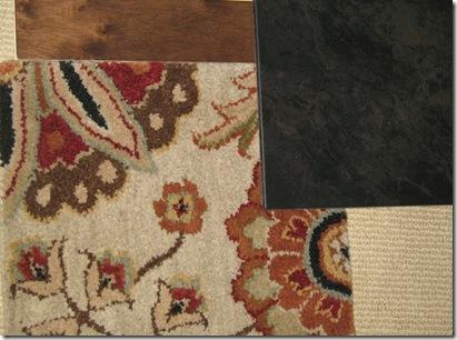 Carpet Floor Kitchen Tile