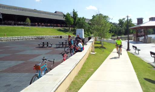 Relaxer Riders at Riverfront Park