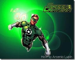 Orden de lectura de GreenLantern realizado por Pequeño Rimbombate