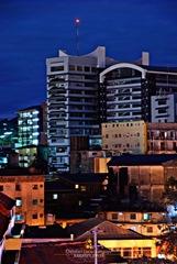 Baguio City's Skyline