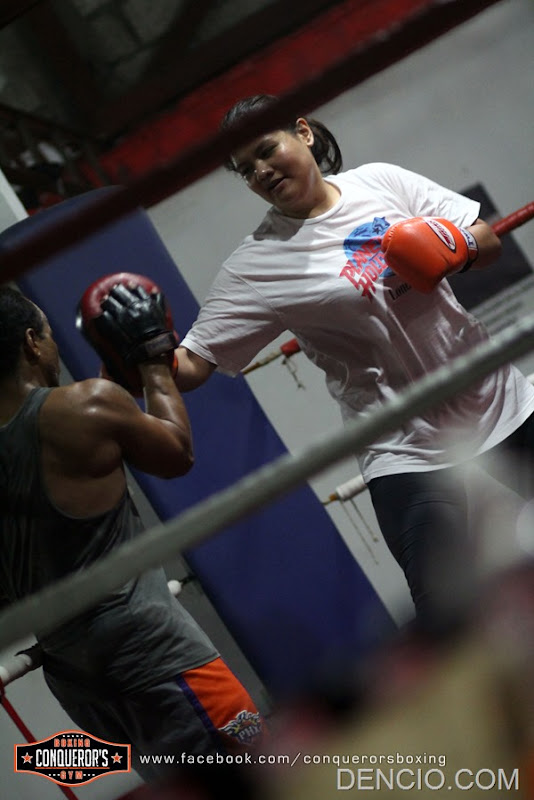 Conquerors Boxing 07