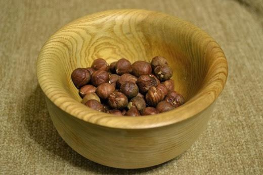 Hazelnuts - Kentish cobnuts - filbert nuts