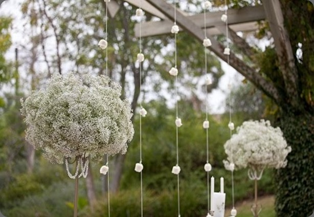baby's breath Samantha and Fernando-18 entwined design