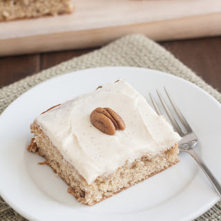 Banana Nut Bars With Cream Cheese Frosting Recipes