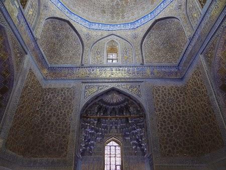 05. Interior Gur-e-Amir.JPG