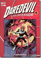 P00004 - Daredevil - Coleccionable #4 (de 25)