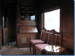 1769 Pennsylvania - Strasburg, PA - Strasburg Rail Road - inside our car