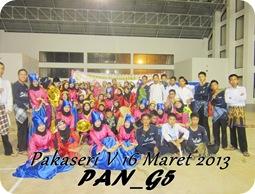 Parade Tari Daerah di SMAN Pintar Kuantan Singingi,Dalam Pagelaran Karya Seni Tari V (PAKASERI V) 2013 4