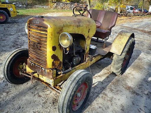 Berliet Autotraktor 30er Jahre