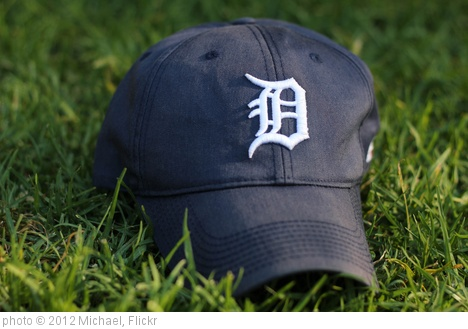 'Detroit Tigers cap' photo (c) 2012, Michael - license: http://creativecommons.org/licenses/by/2.0/