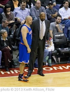 'Jason Kidd, Mike Woodson' photo (c) 2013, Keith Allison - license: http://creativecommons.org/licenses/by-sa/2.0/
