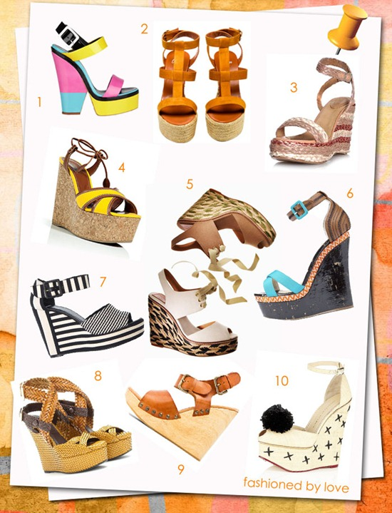 wedges summer2012
