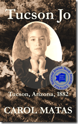 Tucson Jo, by Carol Matas