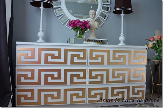 friday feature--ikea malm dresser from amanda carol at home blog