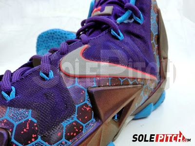 nike lebron 11 gs summit lake hornets 3 05 Detailed Look at Summit Lake Hornets Nike LeBron XI