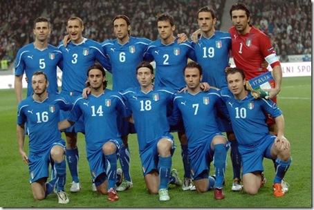 ITALIA-EURO 2012
