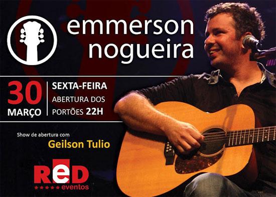 Emmerson Nogueira na Red Eventos em Jaguariúna