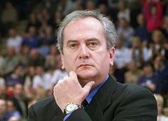 Божидар Маркович про баскетбольные тренировки