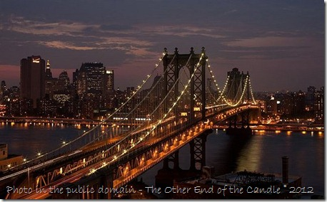 evening-view-of-manhattan-bridge