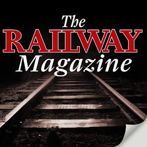 Cover art The Railway Magazine