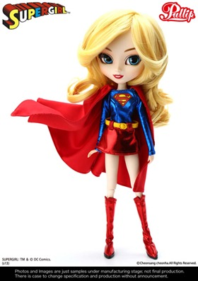 Pullip SuperGirl 02