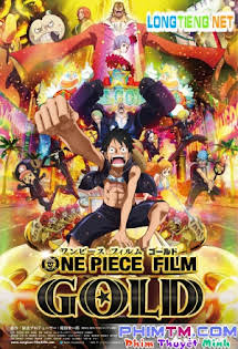 One Piece Film Gold - One Piece Film Gold