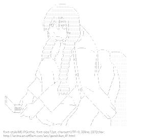 [AA]Ohno Kanako (Genshiken)