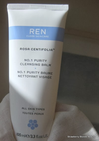 REN-Rose-Centrofolia-No1-Purity-Cleansing-Balm-review