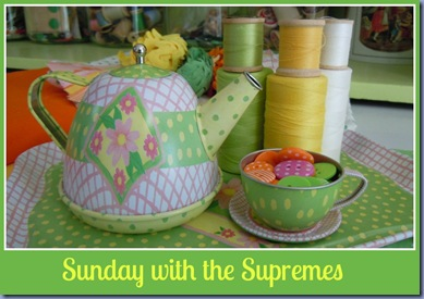 Sunday with the Supremes  (1)