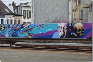 Station Antwerpen-Berchem アントワープ・ベルヘム駅