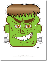 Monster_Frankenstein_Mask