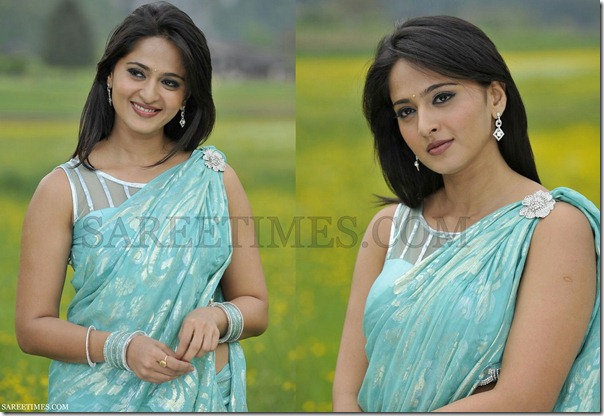 Anushka_Sleeveless_Saree_Blouse