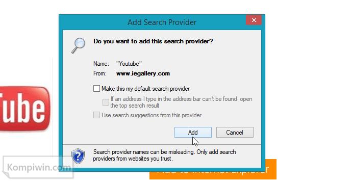 cara menambahkan google sebagai mesin telusur di internet explorer 005(1)