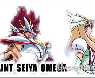 ¡Conoce a los Personajes de Saint Seiya Omega!
