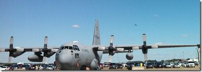 AS C130 and something