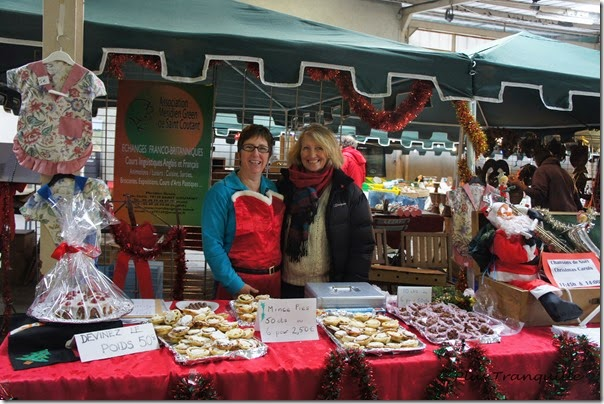 Selling Mince Pies 13th December 2014 (3)
