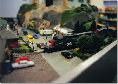 30 My Layout in Summer 2002