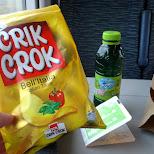 Crik Crok Italian Chips in Pozzolengo, Brescia, Italy